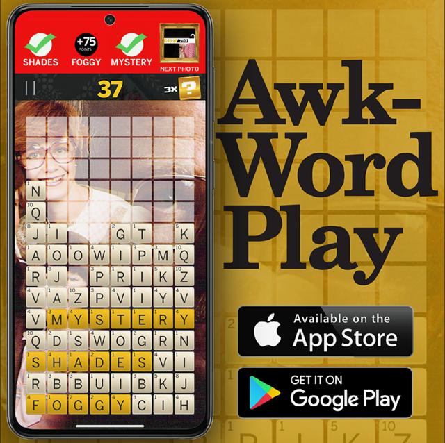 Awkwordplay