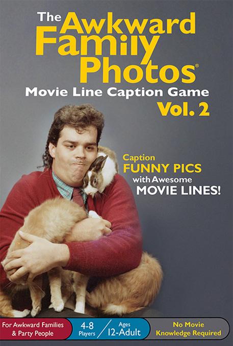 Awkward Family Photo Caption Game Vol. 2