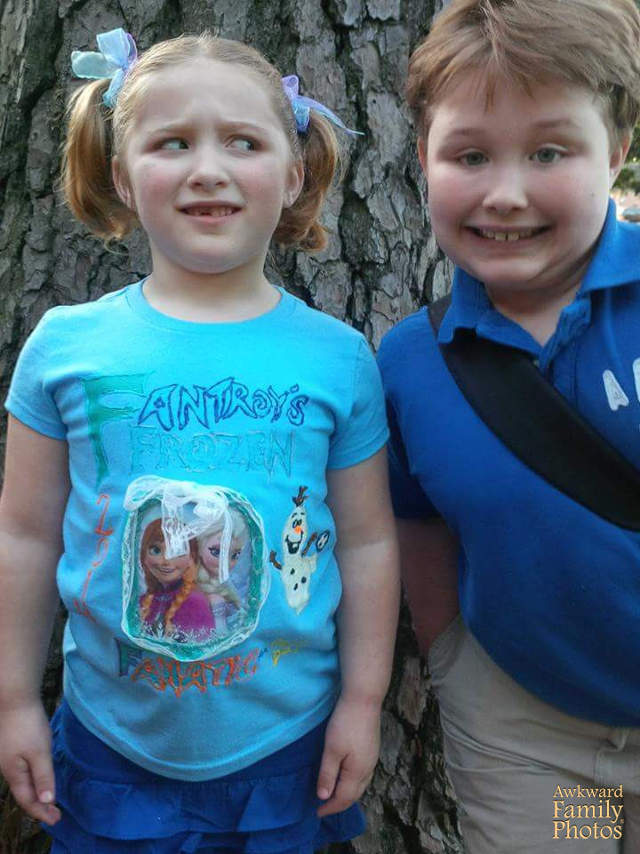 funny sibling picture