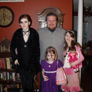 Daddy Daughter Goth Night