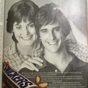 Freud's Favorite Snickers Ad