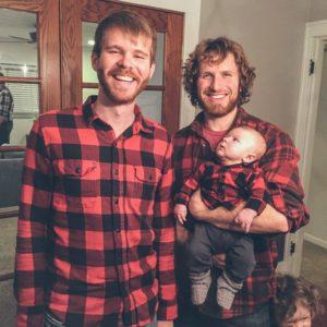 Lumberjack Twins