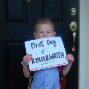 Kindergarten Envy