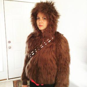 Wookie Mistake