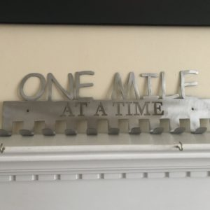 One Mile At A Time