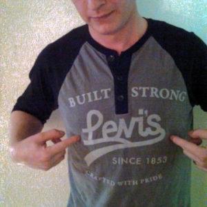 It Says Levi's