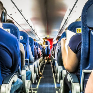 Woman Live-Tweets Being Forced To Sit Next To The Most Horrifying Airplane Passengers, And Everybody Is Grossed Out