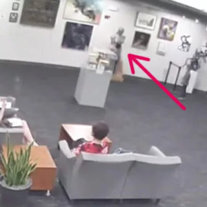 This 5-Year-Old 'Hugged' A Glass Sculpture—Now His Parents Owe $132K