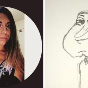 This Artist Offered To Draw People's Avatars And Roasted Them Instead