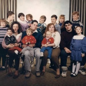 The Great Cousins Photo of 1989
