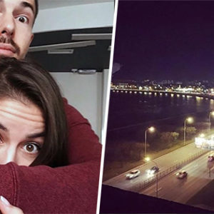 She Left Her Husband After Recognizing View From Her Bedroom On Instagram