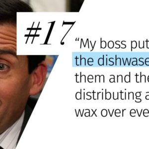 22 Examples Of Real Bosses Who Resemble The Office's Michael Scott