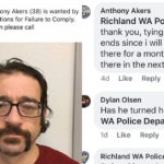 Wanted Man Comments On His Own Facebook Mugshot And Leads Police On A Hilariously Chill Manhunt