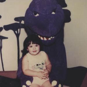 Bizarro Barney