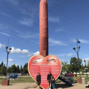 World's Largest Sausage