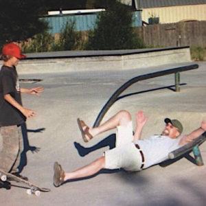 Skate Or Dad